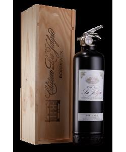Estintore design armadietto del vino nero