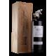 Carte cadeau coffret grand vin de Bordeaux couleur noir