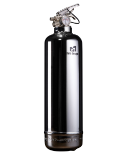 fire extinguisher design Chrome