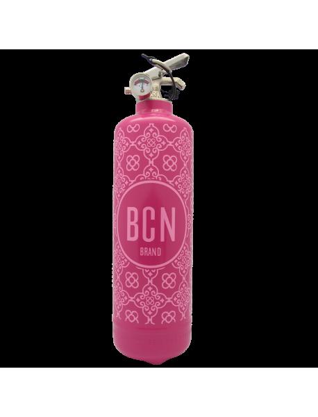 BCN Mosaic fuchsia