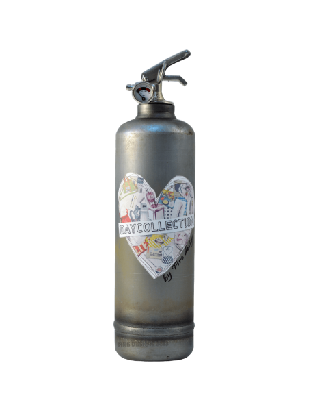 Fire extinguisher design Day Collection Signature