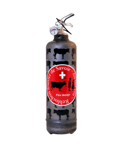 Fire extinguisher design PC Reblochon