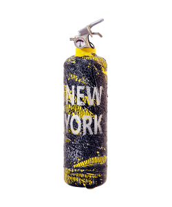 Fire extinguisher design URBAN LINE NEW YORK