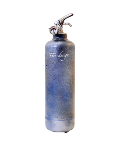Fire extinguisher design Galaxy ocean