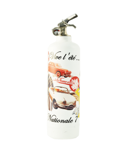Fire extinguisher design Day Collection National 7