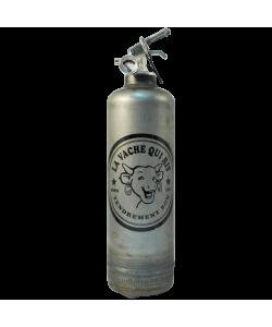 Estintore design Vache Qui Rit Vintage industriale
