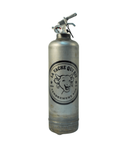 Fire extinguisher design Laughing Cow Vintage