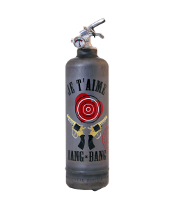 Fire extinguisher design DST Bang Bang