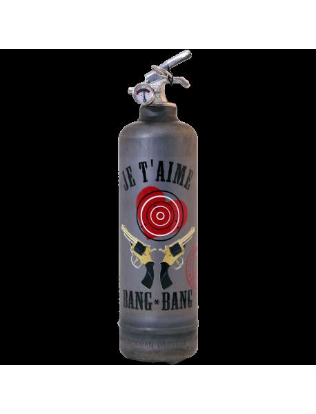 Estintore design DST bang bang