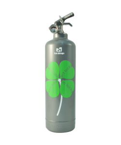 Fire extinguisher design DV Lucky grey