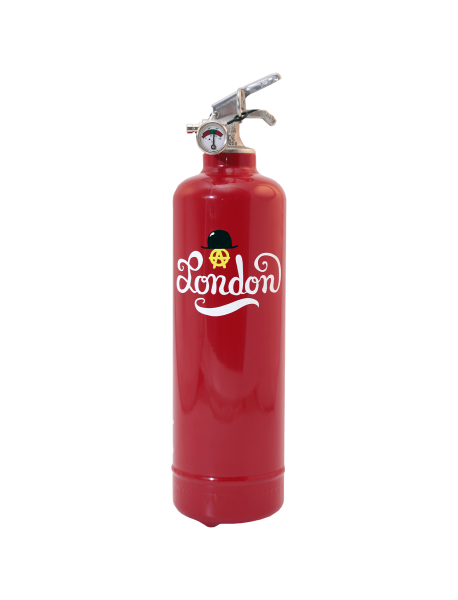 Fire extinguisher design AKLH London Light