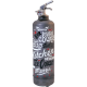 Fire extinguisher design AKLH Kitchen vintage