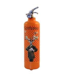 Fire extinguisher design Parischeri Gentleman
