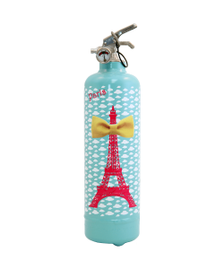 Fire extinguisher design PC Noeud jaune VE