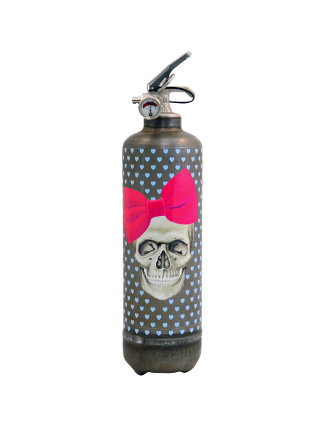 Fire extinguisher design PC Adelaide vintage