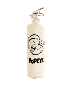 Fire extinguisher design Popeye Classic