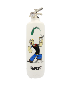 Fire extinguisher design Popeye original