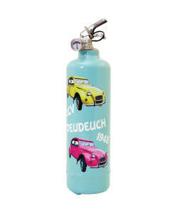 Fire extinguisher design Upper 2CV