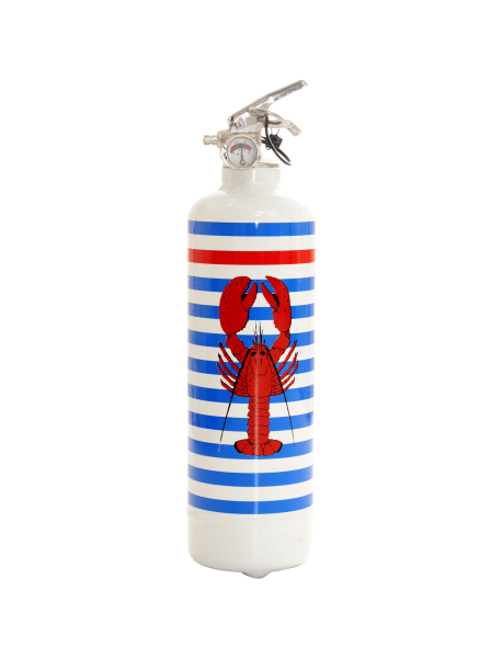 Fire extinguisher design PC Homard