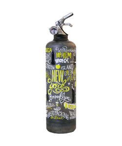 Fire extinguisher design AKLH NY N1 vintage