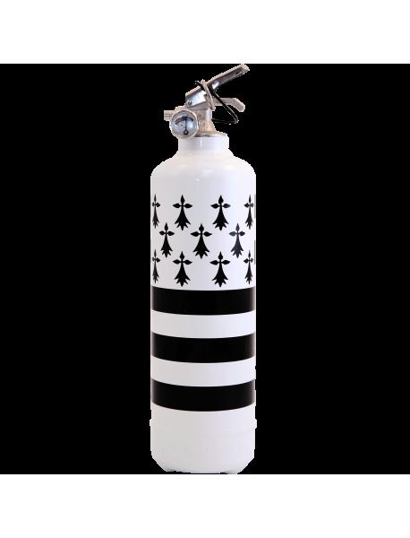 Fire extinguisher design Bretagne