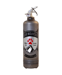 fire extinguisher design bear mountain vintage