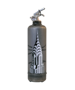 Fire extinguisher design Building vintage