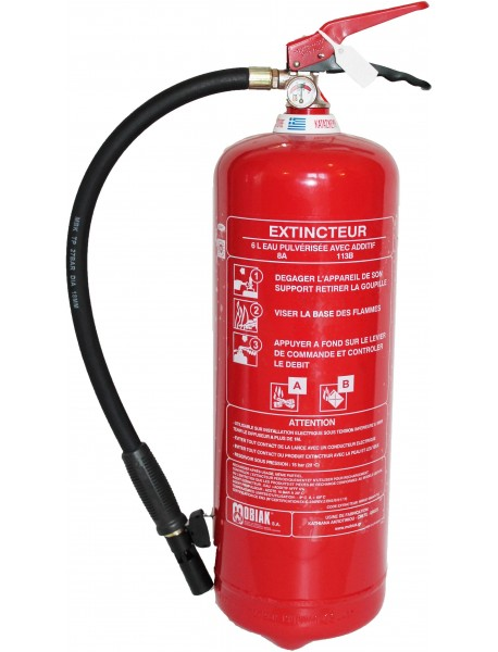 Fire Extinguishers 6L