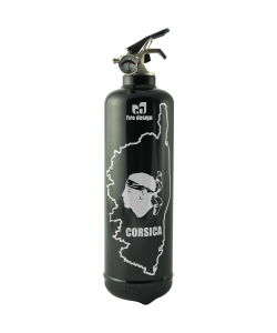 fire extinguisher design corsica black