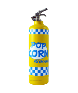 Fire extinguisher design Delicious yellow