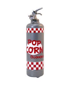 Fire extinguisher design Delicious grey
