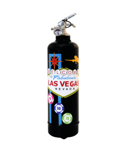 fire extinguisher design fabulous Vegas black