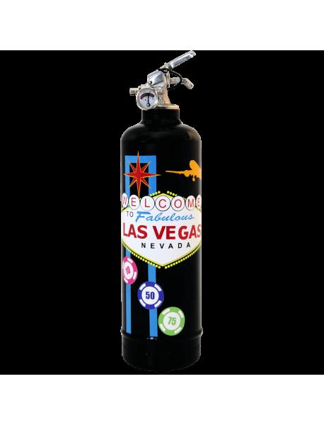 extincteur design fabulous Vegas noir