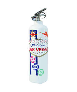 fire extinguisher design fabulous Vegas white