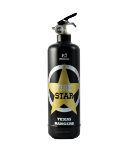 fire extinguisher design Fire star black