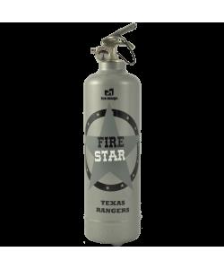 extincteur design fire star gris