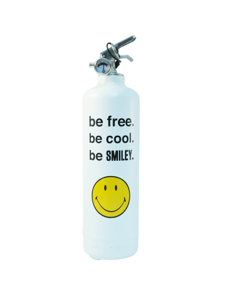 fire extinguisher design Smiley be free