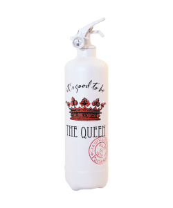 Fire extinguisher design DST The Queen