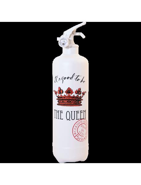 Fire extinguisher design DST The Queen