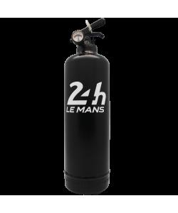 Estintore design 24H le Mans Classic nero