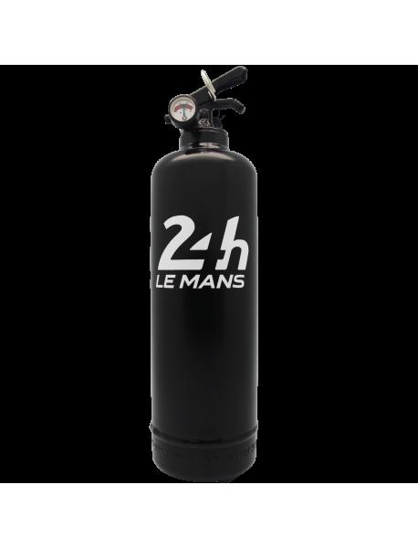 Extincteur design 24H le Mans Classic noir