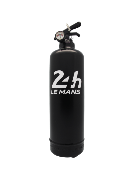 fire extinguisher design 24h le mans classic black. Black Bedroom Furniture Sets. Home Design Ideas