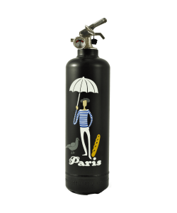 Fire extinguisher design AKLH This is Paris