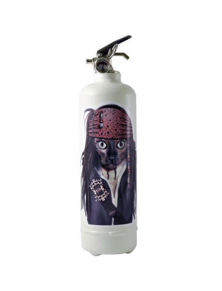 Fire extinguisher design PSR Pirate