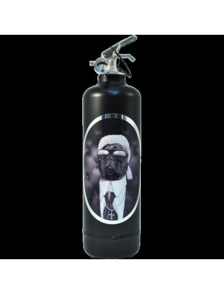 Fire extinguisher design Pet's Rock Fashion Class black