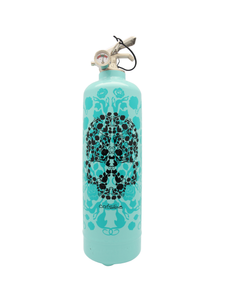 Fire extinguisher design Catsline TDM VE