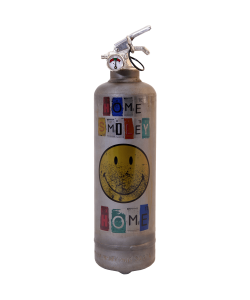 Fire extinguisher vintage Smiley Home