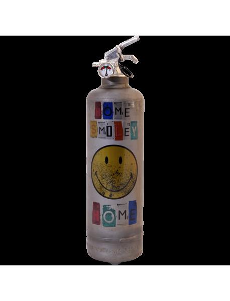 Fire extinguisher vintage Smiley Home