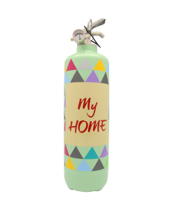 Fire extinguisher design My Home VP