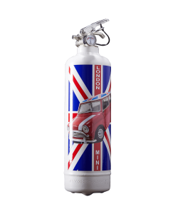 Fire extinguisher design Upper Mini UK